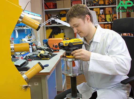 Постгарантийный ремонт косметологического оборудования