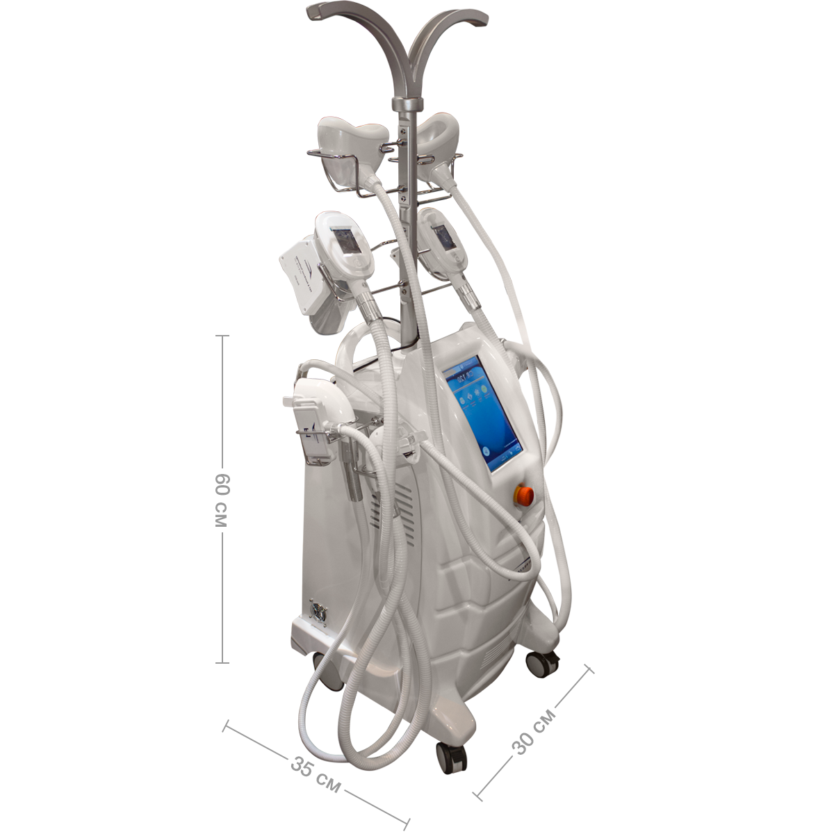 Crio Zilla аппарат криолиполиза