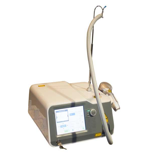 Профессиональный эрбиевый лазер
