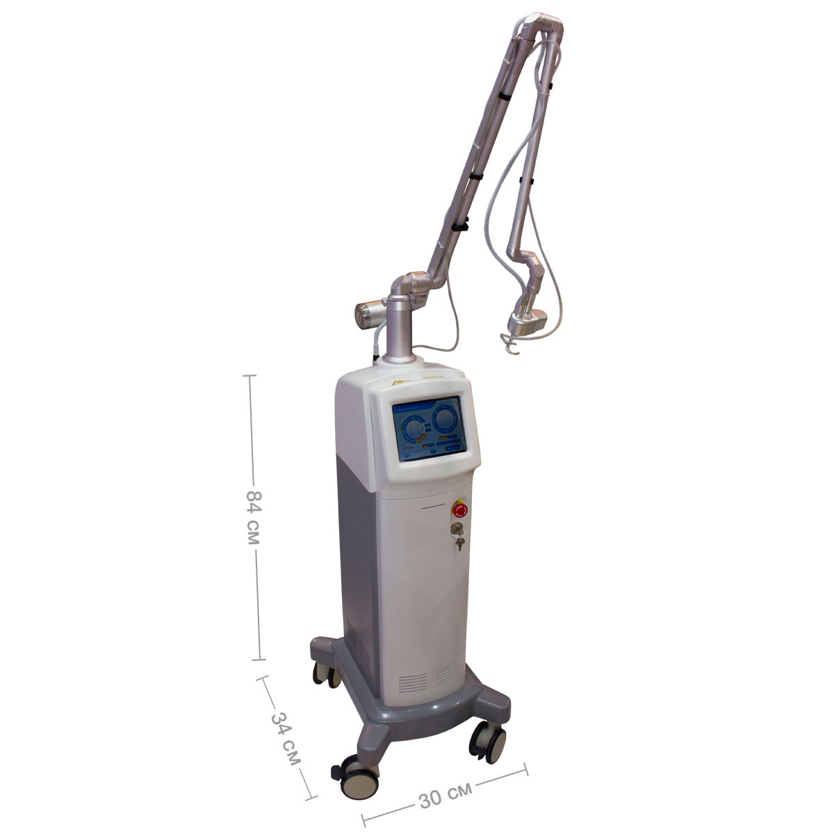 Технические характеристики лазера для косметологии СО2