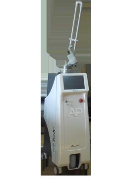 Медицинский фракционный СО2 лазер для омоложения кожи
