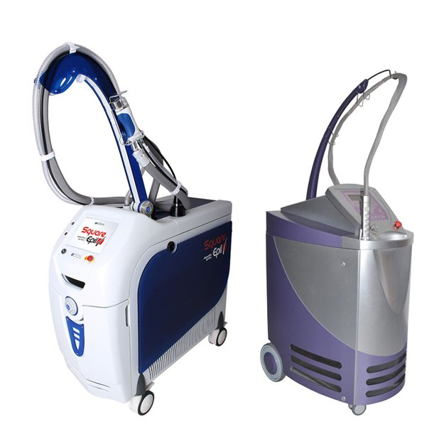 Купить александритовые лазеры для удаления волос в салона красоты