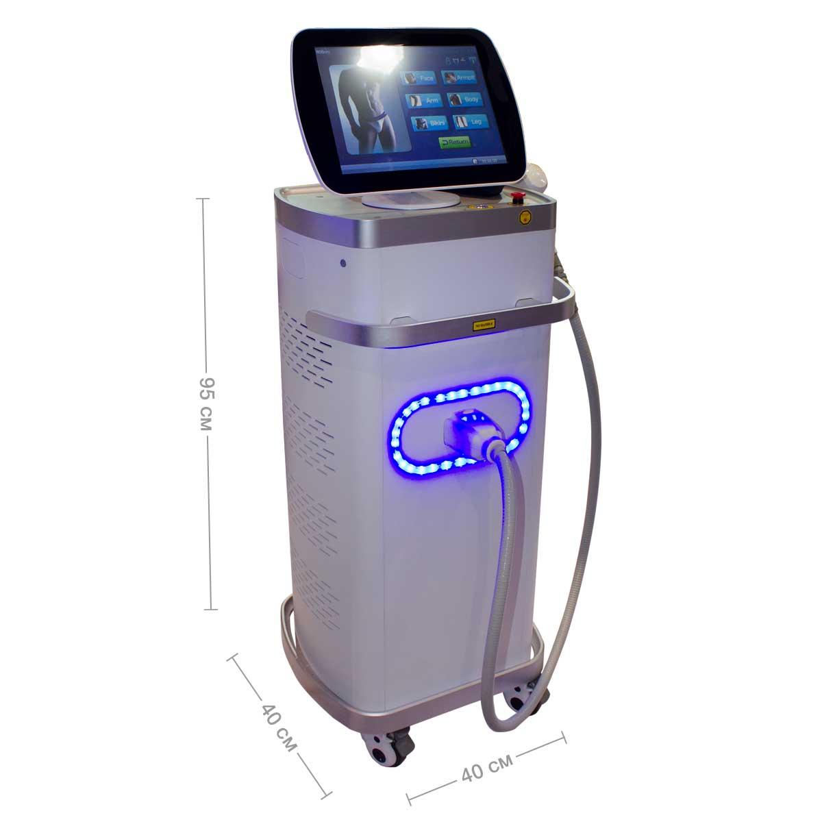Обзор диодного лазера ADSS