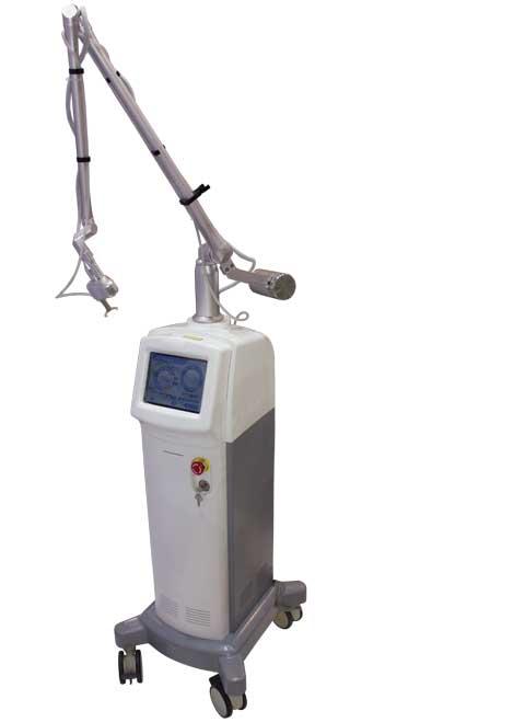 Лазерный аппарат фракционный косметология