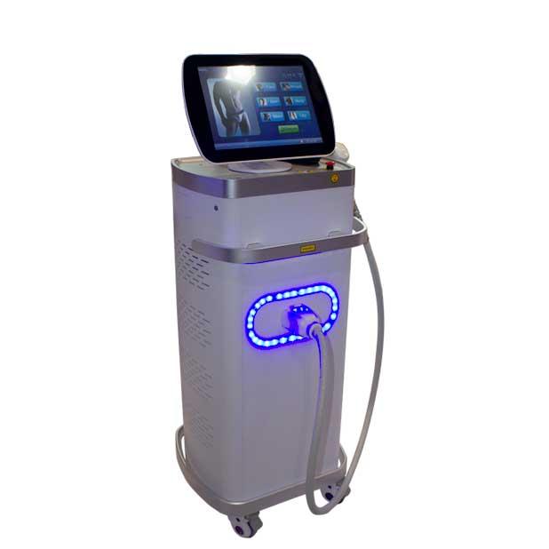 Купить профессиональный лазерный аппарат для удаления волос