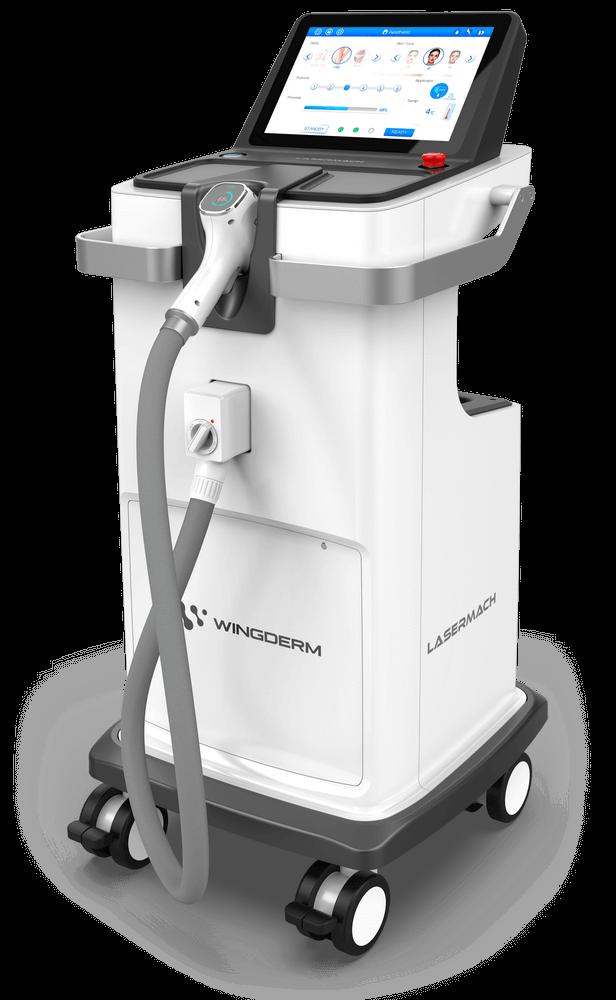лазерный аппарат для эпиляции Wingderm
