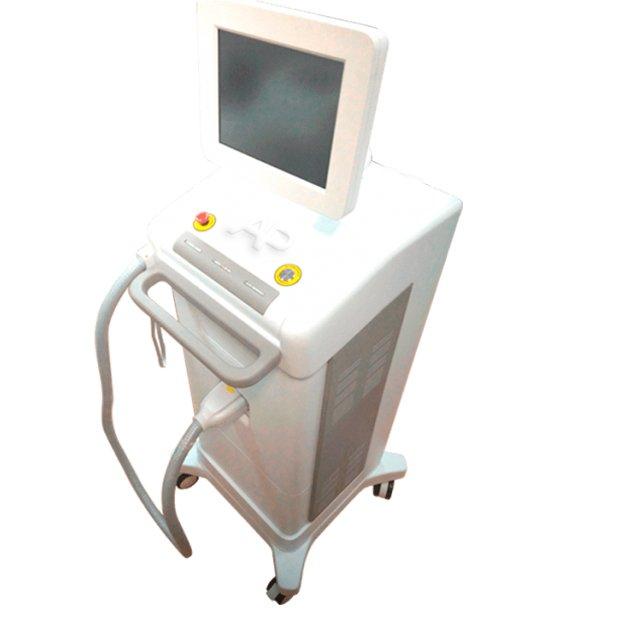Купить диодный лазерный аппарат для эпиляции adss