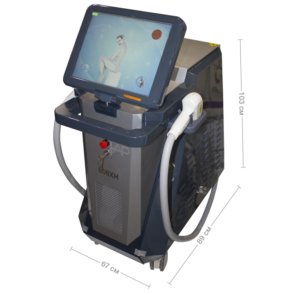 диодный лазер для эпиляции цена