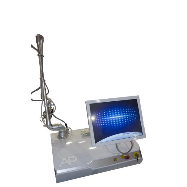 фракционный лазер
