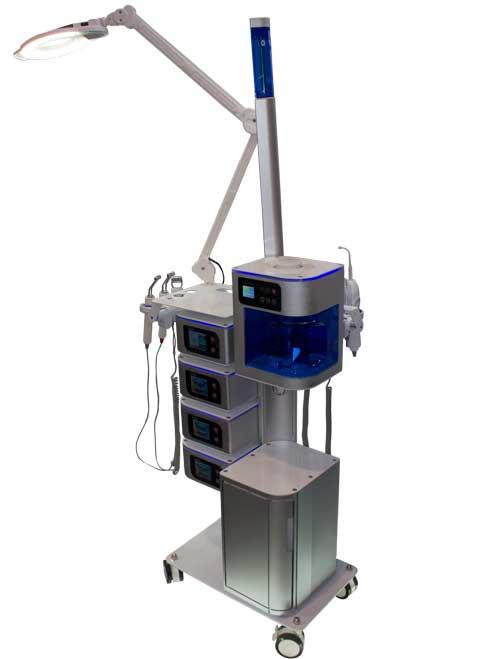 Косметологический аппарат - многофункциональный комбайн