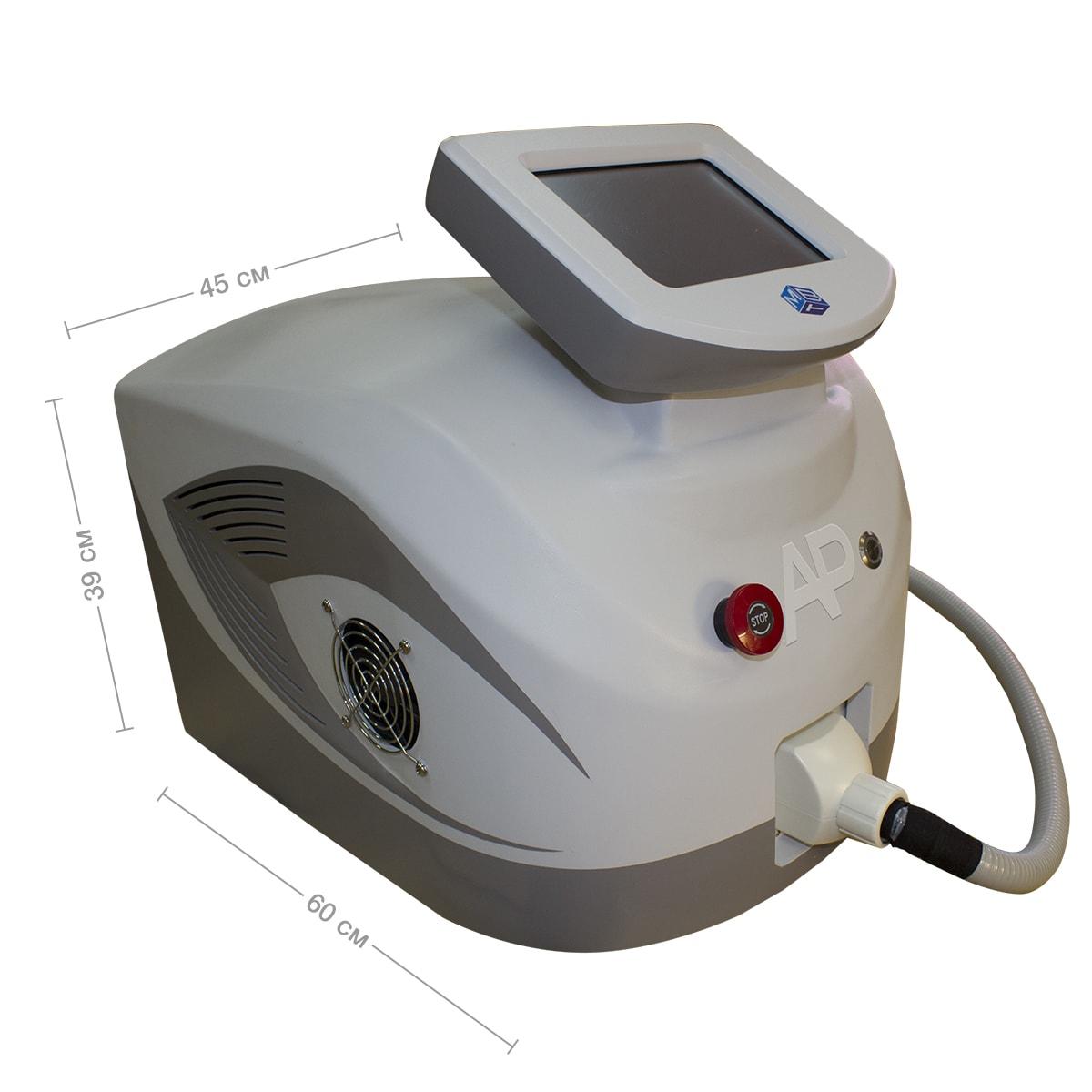 купить лазерный аппарат для удаления волос