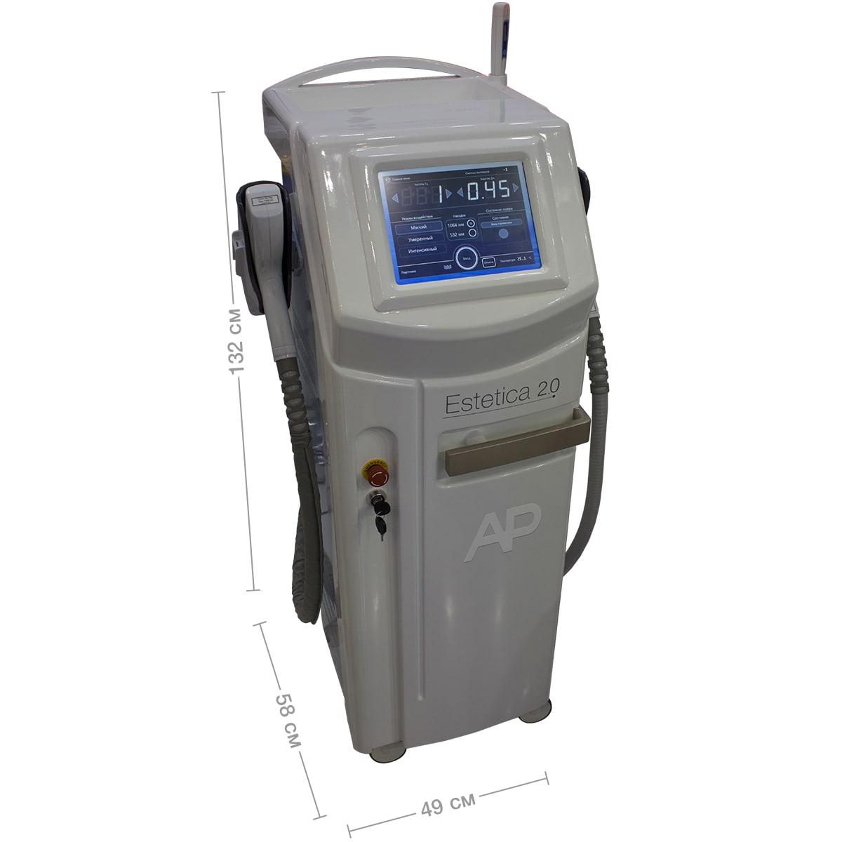 лазерные эпиляторы для салонов