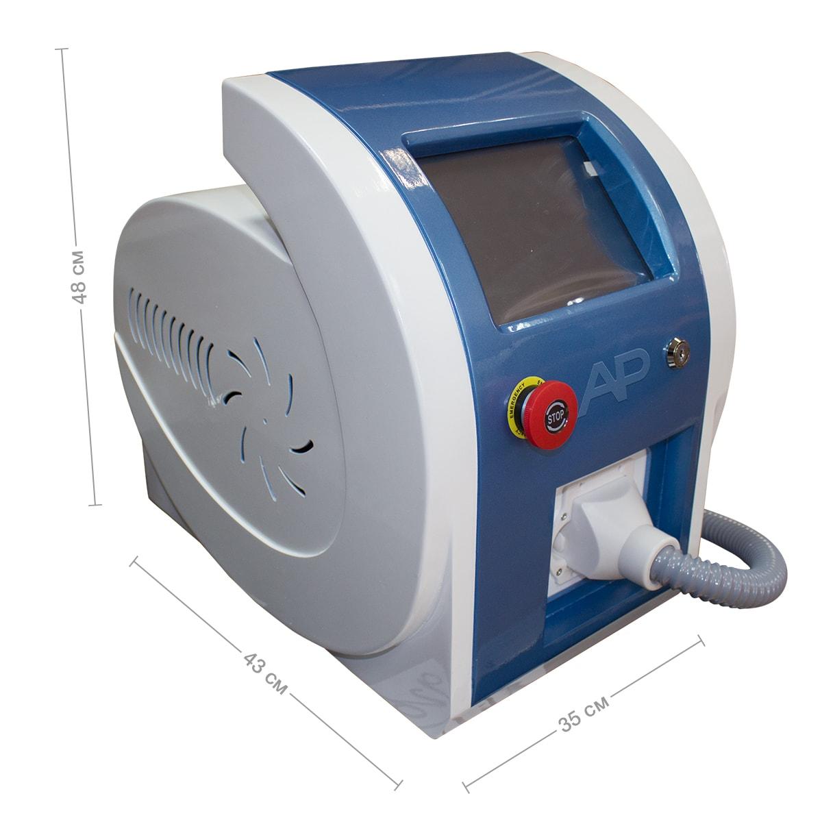 неодимовый лазер для удаления татуировок scinone