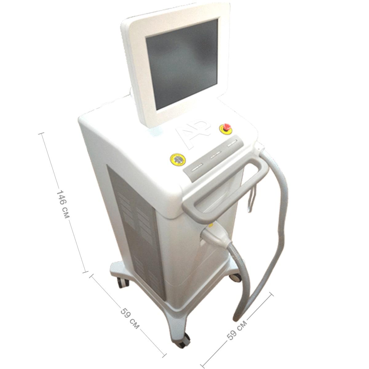 диодный лазерый эпилятор