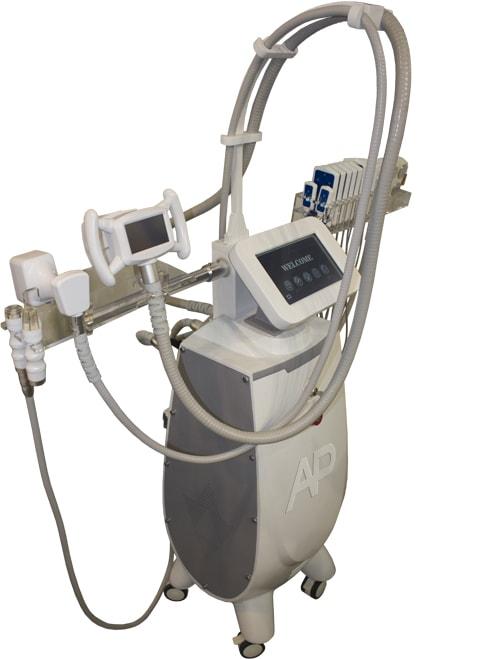 вакуумный аппарат лица lpg