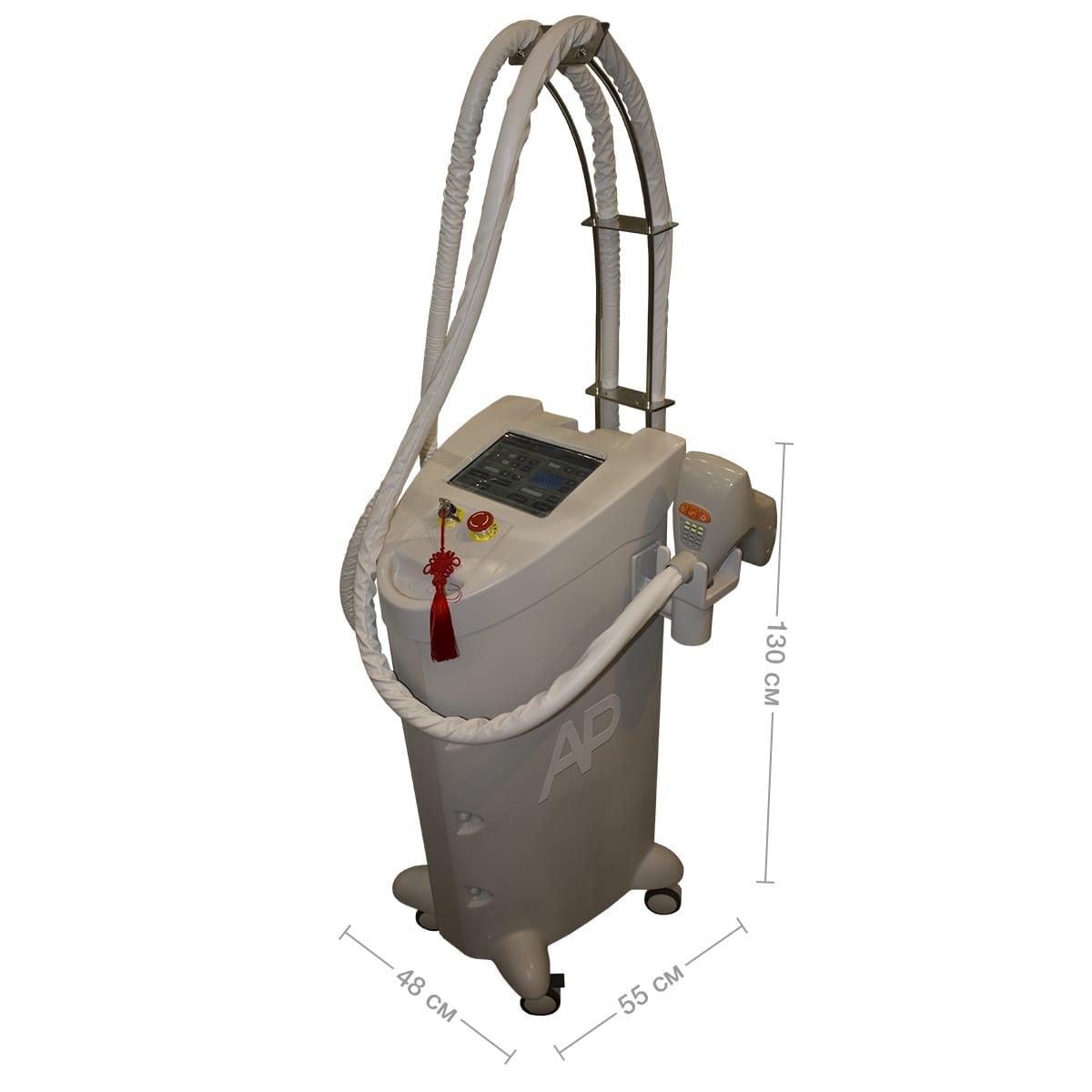 вакуумный массаж аппарате lpg