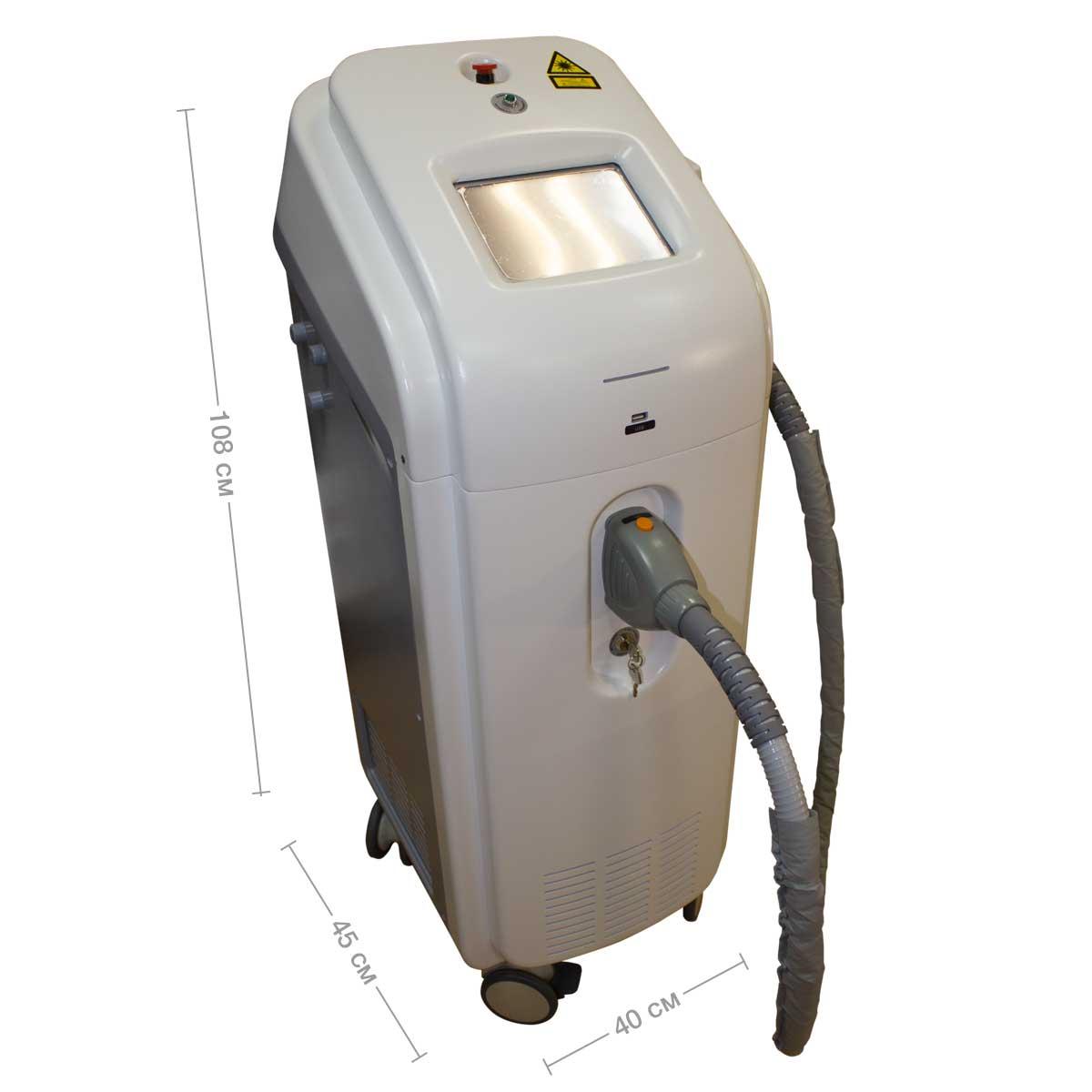 Цена неодимового лазера для удаления татуировок