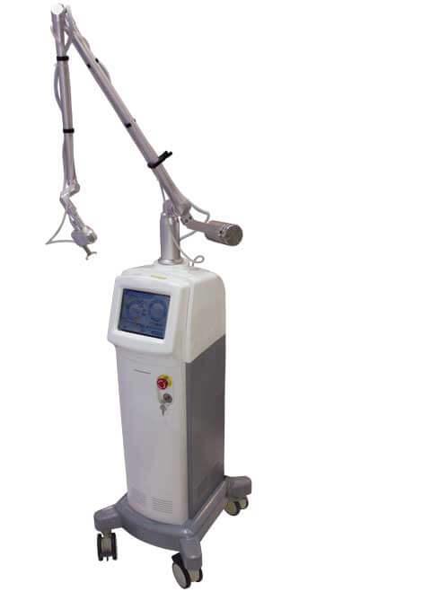 Фракционный лазер FlockST